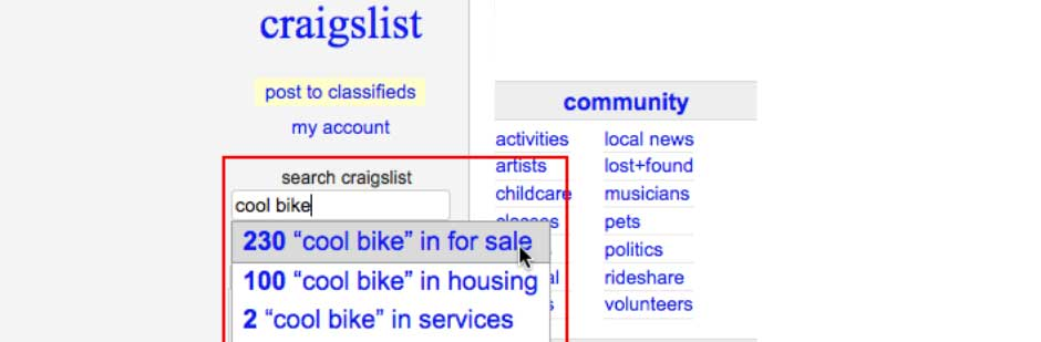How To Buy A Bike On Craigslist